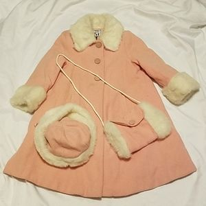 Trilogi Collection Jackets & Coats - Trilogi collection wool girls dress jacket.